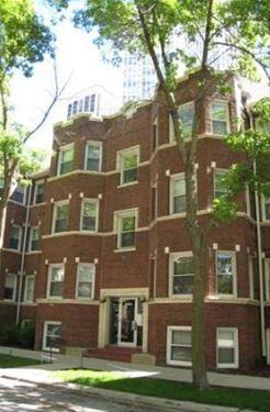2611 N Hampden Unit 2N, Chicago, IL 60614 Lincoln Park