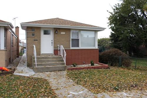 5107 S Rutherford, Chicago, IL 60638