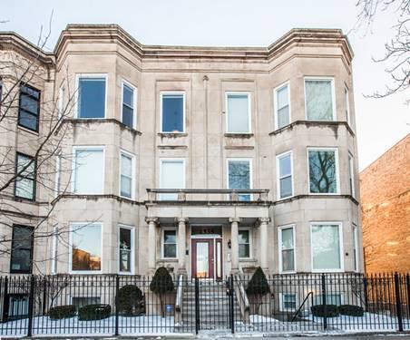 4335 S Vincennes Unit 4N, Chicago, IL 60653