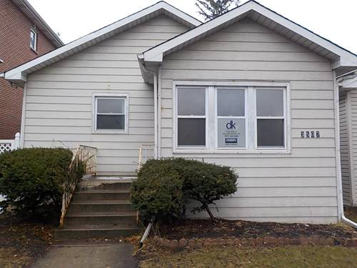 3507 N Oak Park, Chicago, IL 60634