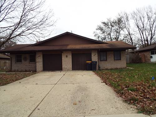 1357 Beverly, Streamwood, IL 60107