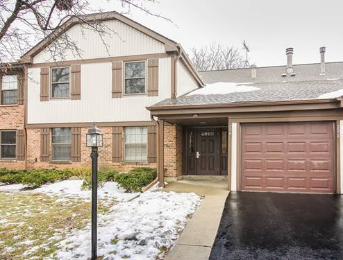 226 Brookston Unit D-1, Schaumburg, IL 60193