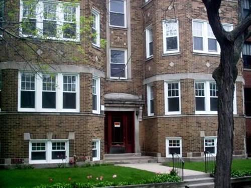 1408 W Warner Unit GW, Chicago, IL 60613 Uptown