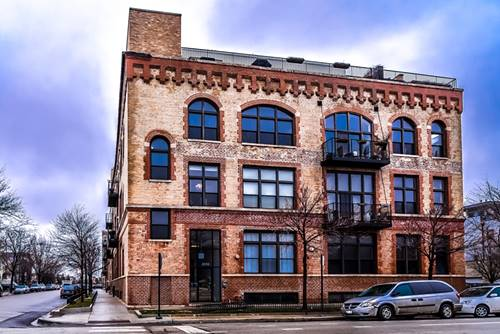 1050 W Hubbard Unit 1F, Chicago, IL 60642