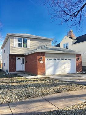 9541 S Troy, Evergreen Park, IL 60805