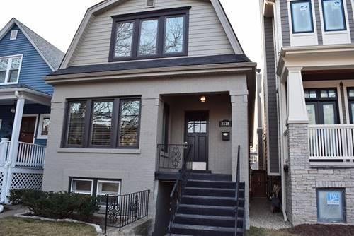 3538 N Hamilton Unit 1, Chicago, IL 60618 Roscoe Village
