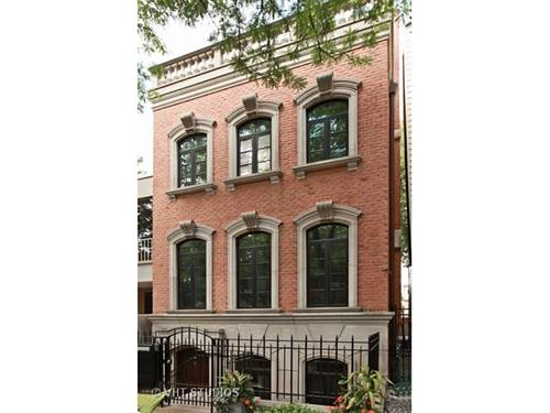 1744 N Cleveland, Chicago, IL 60614 Lincoln Park
