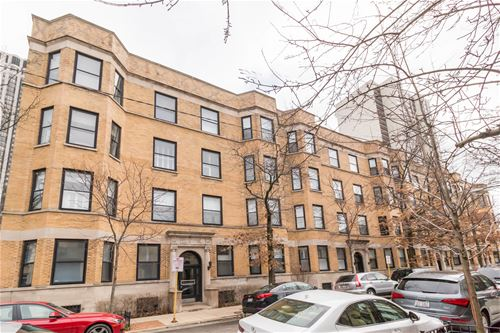1709 N Crilly Unit 3W, Chicago, IL 60614 Lincoln Park
