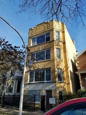 2039 N Albany Unit 2, Chicago, IL 60647 Logan Square