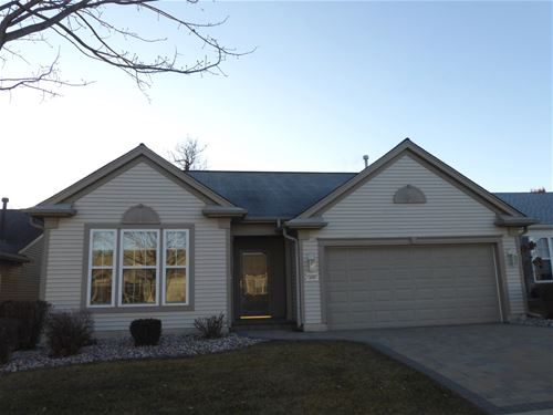 13401 Crestview, Huntley, IL 60142