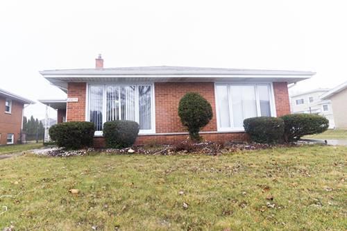 10035 Kedvale, Oak Lawn, IL 60453