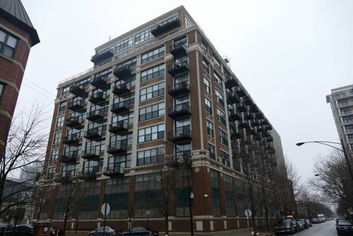 221 E Cullerton Unit 1027, Chicago, IL 60616