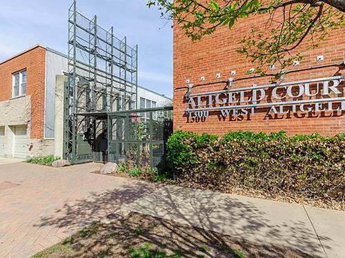 1300 W Altgeld Unit 125, Chicago, IL 60614 West Lincoln Park