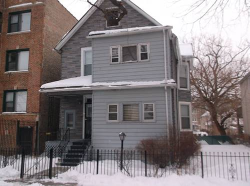 7511 S Stewart, Chicago, IL 60620