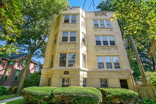 4515 N Hamilton Unit 3E, Chicago, IL 60625 Lincoln Square