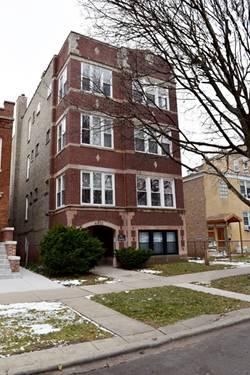 4932 N Ridgeway Unit 1, Chicago, IL 60625