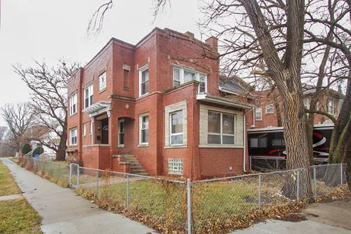 7656 S Eggleston, Chicago, IL 60620