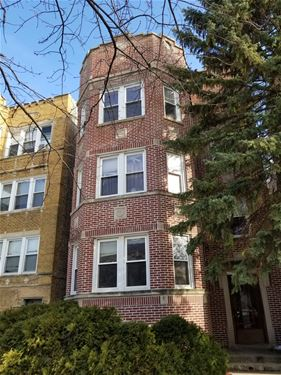 6119 N Fairfield Unit 3, Chicago, IL 60659