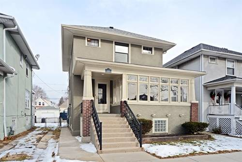 5822 W Berenice, Chicago, IL 60634