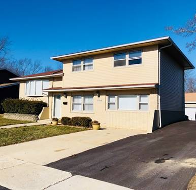 7708 162nd, Tinley Park, IL 60477