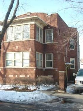2434 W Pensacola Unit 2, Chicago, IL 60618 North Center
