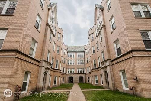 6319 N Artesian Unit 1W, Chicago, IL 60659