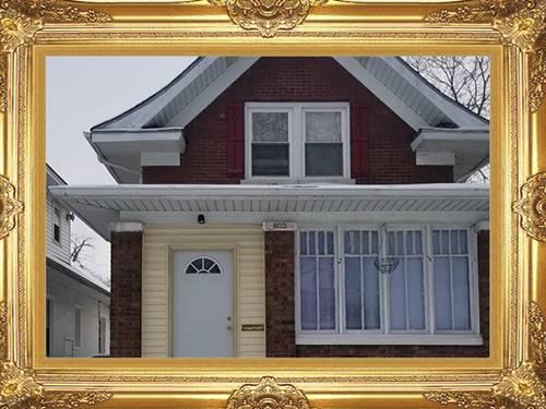 803 N 4th, Maywood, IL 60153