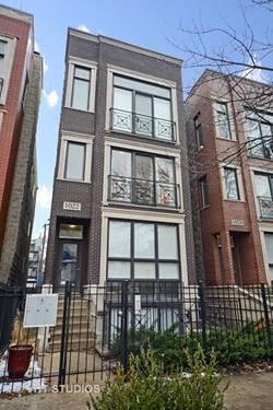 1022 N Paulina Unit 2, Chicago, IL 60622 Noble Square