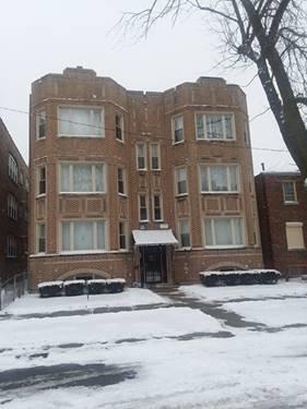 8151 S Paulina, Chicago, IL 60620