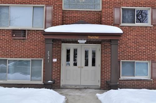 2541 Thatcher Unit 2E, River Grove, IL 60171