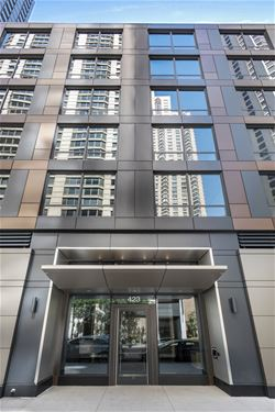 423 E Ohio Unit 602, Chicago, IL 60611 Streeterville