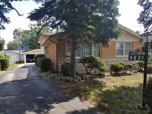 9821 Washington, Oak Lawn, IL 60453