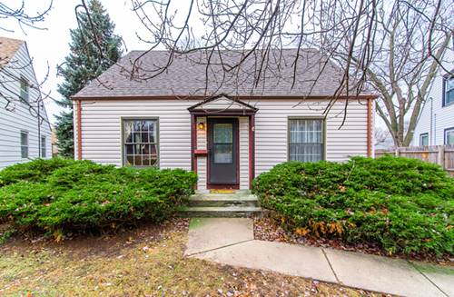 2606 Silver Creek, Franklin Park, IL 60131