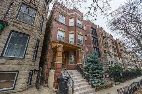 866 W Buckingham Unit 1, Chicago, IL 60657 Lakeview