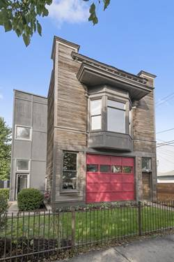 2414 W Cuyler, Chicago, IL 60618 North Center