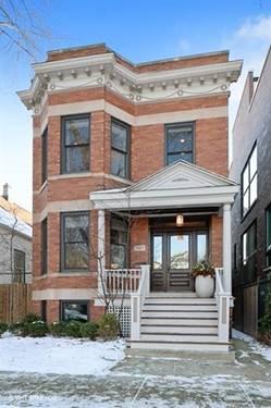 1927 W Cornelia, Chicago, IL 60657 Roscoe Village