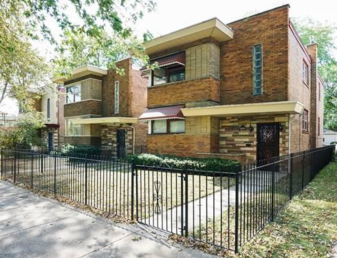 8450 S Ingleside, Chicago, IL 60619