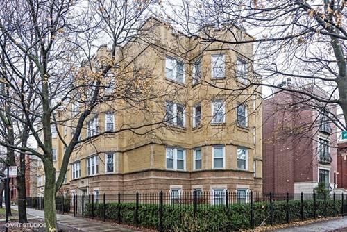 3100 W Berteau Unit 2, Chicago, IL 60618