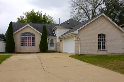 7833 W 90th, Hickory Hills, IL 60457