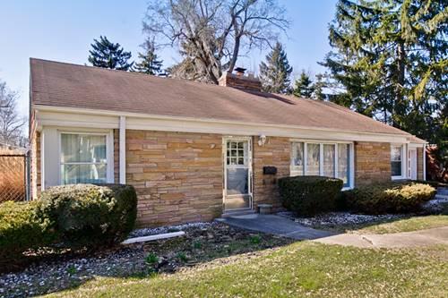 206 Grove, Des Plaines, IL 60016
