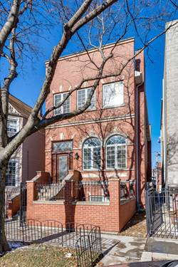 1512 W Wolfram, Chicago, IL 60657 Lakeview