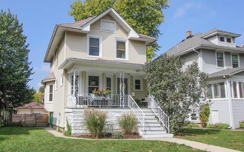 637 Lyman, Oak Park, IL 60304