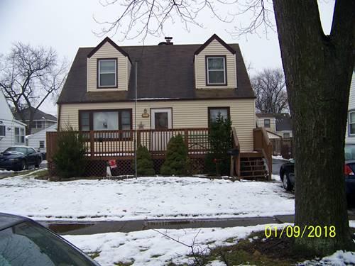 5409 Otto, Oak Lawn, IL 60453