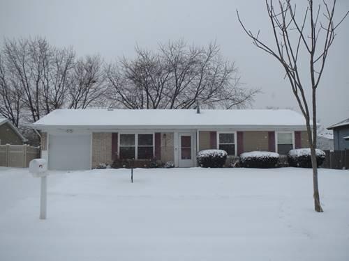 315 Dean, Bolingbrook, IL 60440