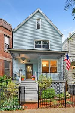 2721 N Mozart, Chicago, IL 60647 Logan Square
