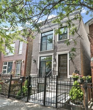 1334 N Bosworth, Chicago, IL 60642 Wicker Park