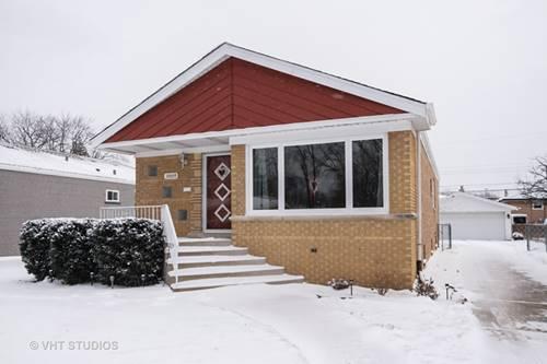 10009 S Karlov, Oak Lawn, IL 60453