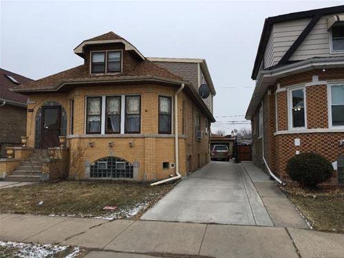 6143 W Fletcher, Chicago, IL 60634