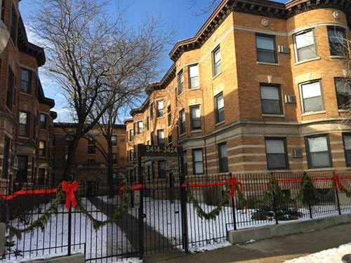 3414 N Elaine Unit 3W, Chicago, IL 60657 Lakeview