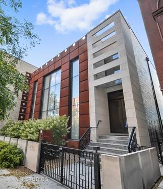 516 N Armour, Chicago, IL 60642 Noble Square